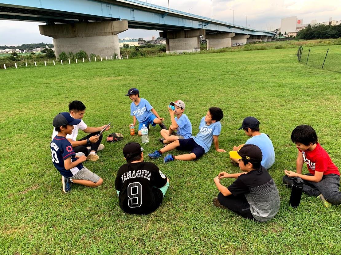 少年野球のアスレティックトレーナーとは|子どもたちを心身ともに支えるの仕事